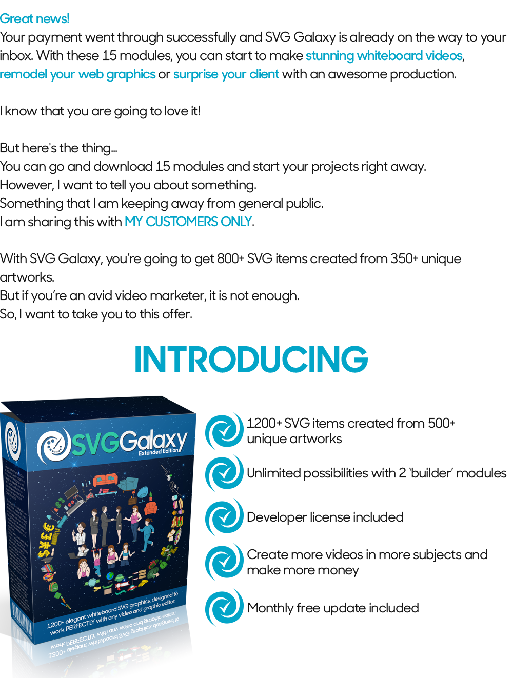 SVG Galaxy Reloaded Download